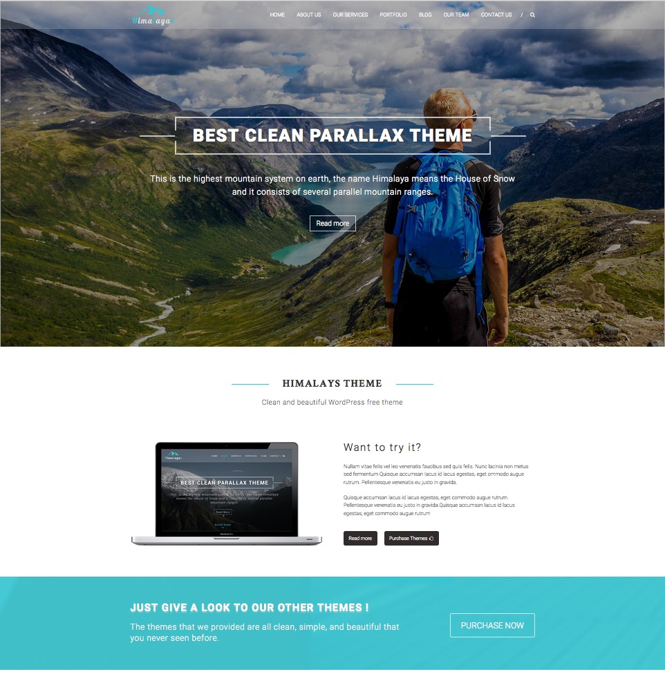 himalayas-free-responsive-one-page-theme-tek-sayfa-tema-wordpress-kadir-blog-kişisel-download-2015