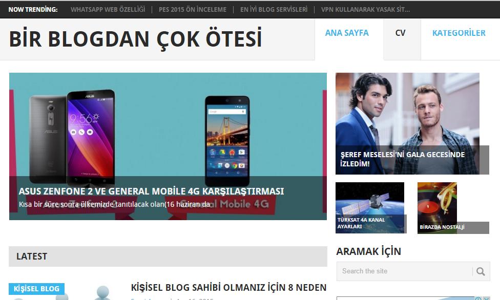 sezaia acima com en iyi kişisel bloglar türkiye kadirblog google wordpress