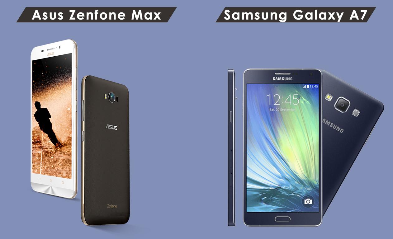 asus zenfone max samsung galaxy a7 tasarım detayları kadir blog kişisel blog