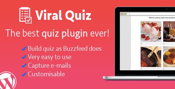 Viral Quiz – BuzzFeed Quiz Builder eklentisi indir kadir blog