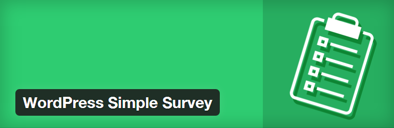 WordPress Simple Survey indir download kadir blog webmaster