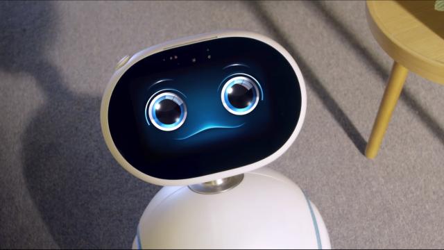 asus zenbo robotu asistan konuşan robot kadir blog