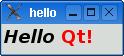 Qt ile C++ GUI Programlamaya Giriş